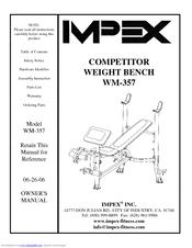 impex competitor wm 357 manuals rh manualslib com