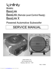 infinity bass link service manual pdf download rh manualslib com