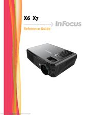infocus x6 reference manual pdf download rh manualslib com infocus x3 projector manual infocus x3 manual pdf