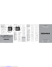 insignia ns da2g 2 gb mp3 player manuals rh manualslib com Insignia Radio Insignia Pilot MP3 Player