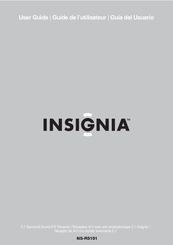 Insignia ns r5101 manuals insignia ns r5101 user manual 108 pages 51 surround sound sciox Gallery