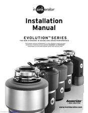 INSINKERATOR EVOLUTION EXCEL INSTALLATION MANUAL Pdf Download