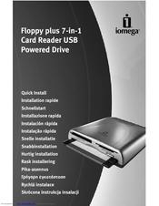 Iomega floppy 7 in 1 treiber gesucht allgemeiner pc bereich.