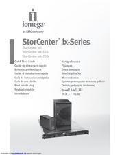 iomega storcenter ix2 manuals rh manualslib com iomega storcenter ix2 user guide iomega storcenter ix2 user manual pdf