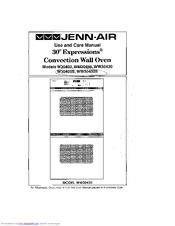 Jenn Air Expressions Ww30430 Manuals