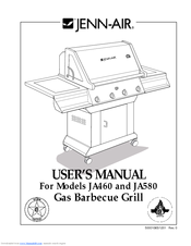 jenn air ja580 manuals rh manualslib com Jenn-Air 720 Grill Cover Jenn-Air 720 Outdoor Grill