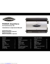 jensen power 900 manuals rh manualslib com