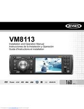 jensen vm8113 manuals rh manualslib com User Guide Template User Training