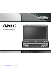 JENSEN VM9312 INSTRUCTION MANUAL Pdf Download | ManualsLibManualsLib