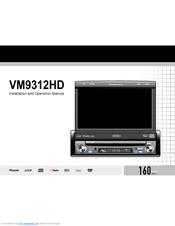 JENSEN VM9312HD INSTALLATION AND OPERATION MANUAL Pdf Download | ManualsLib