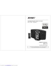 jensen jims 211i owner s manual pdf download rh manualslib com