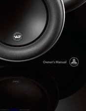 jl audio 12w7 3 manuals rh manualslib com JL Audio W7 13.5 JL Audio 6.5 Speakers