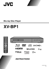 JVC LVT2007-003C Instructions Manual