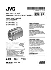 jvc everio gz hd300 manuals rh manualslib com jvc everio operating manual jvc everio installation software
