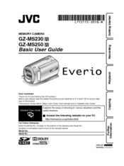 jvc everio gz ms230bu manuals rh manualslib com jvc everio gz ms230bu manual jvc everio gz ms230bu manual