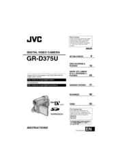 jvc gr d375u manuals rh manualslib com