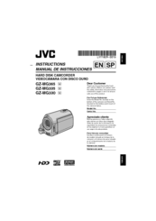 jvc gz mg330 everio 30gb hard drive hdd 35x optical zoom digital rh manualslib com jvc everio gz-mg330ru manual jvc everio gz-mg330 manual pdf
