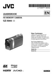 jvc everio gz x900 manuals rh manualslib com jvc everio installation software jvc everio gz.mg36ek instruction manual