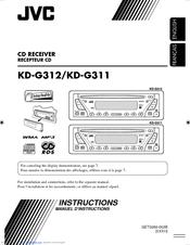 jvc kd g311 manuals rh manualslib com