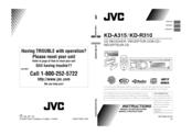 jvc kd r310 manuals rh manualslib com