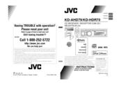 jvc kd s39 instruction manual