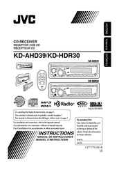 81337_kdahd39_product jvc kdhdr30 kd radio cd manuals jvc kd-hdr30 wiring harness at edmiracle.co