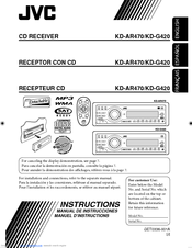 jvc kd g420 manuals rh manualslib com JVC Head Unit Wiring Diagram JVC Wiring Harness Diagram