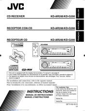 jvc kd g210 manuals rh manualslib com Panasonic Car Stereo Wiring Diagram Car Stereo Installation Wiring Diagram