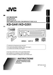 магнитола Jvc Kd-g441 инструкция - фото 10