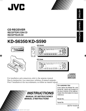 jvc kd s590 instruction manual pdf download Kenwood Car Stereo Wire Harness