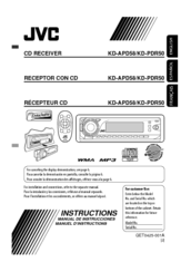 81631_kdapd58_product jvc kd pdr50 radio cd manuals jvc kd-pdr50 wiring diagram at beritabola.co