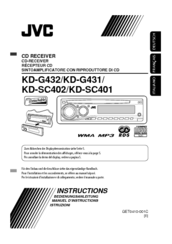 jvc kd sc401 manuals rh manualslib com JVC Everio Camcorder User Manual JVC Everio Camcorder User Manual