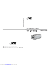 JVC TK-C1460BE Instructions Manual