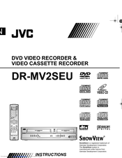 JVC 0905TNH-FN-FN Instructions Manual