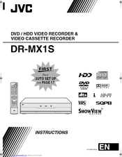 JVC 1204MNH-SW-VE Instructions Manual