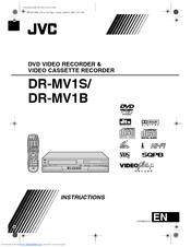 jvc dr mv1s manuals rh manualslib com Honda MV-1 MV-1 Vehicle