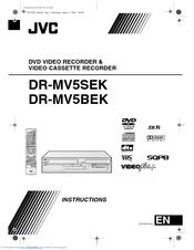 jvc remote control instructions