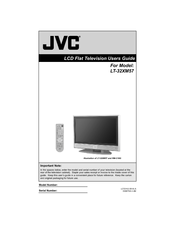 JVC 0306TNH-II-IM User Manual