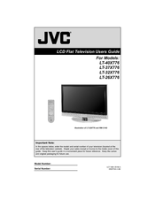 JVC 0505TNH-II-IM User Manual