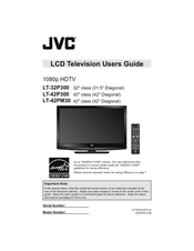 jvc lt 42p300 manuals rh manualslib com Rear Projection TV Rear Projection TV