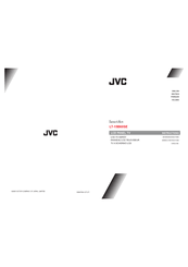 JVC InteriArt LT-15B60SE Instructions Manual