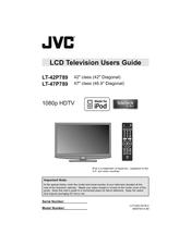 """jvc lt42p789 42 lcd tv manuals rh manualslib com JVC 42"""" LED JVC 42"""" LED"""