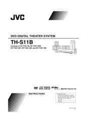 jvc ths11 dvd digital home theater system manuals rh manualslib com Home Theater JVC TH M603 Manual Manual 778V JVC Home Theater