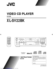 JVC LET0088-001A Instruction Manual