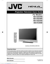 Jvc Hd 61z456 Manuals