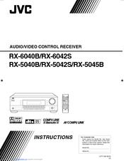 jvc rx 6042s manuals rh manualslib com jvc rx-6042 service manual JVC RX300