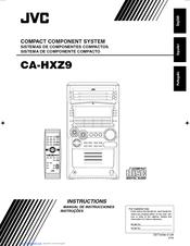 Jvc Hx-5 инструкция - фото 5