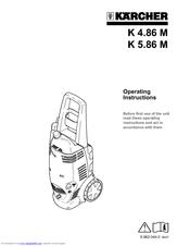 karcher k5 assembly instructions