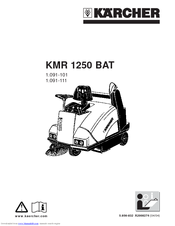 Kärcher 1.091-101 Operating Instructions Manual