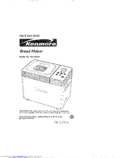 Kenmore 100.12934 Use And Care Manual